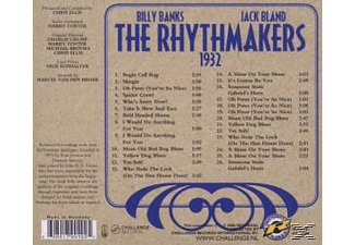 The Rhythmakers - The Complete Set-1932  - (CD)