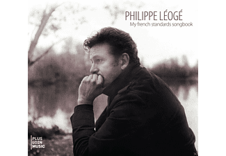 Philippe Leoge - My French Standards Songbook - (CD)