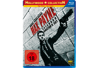 Max Payne Director's Cut - Hollywood Collection Blu-ray