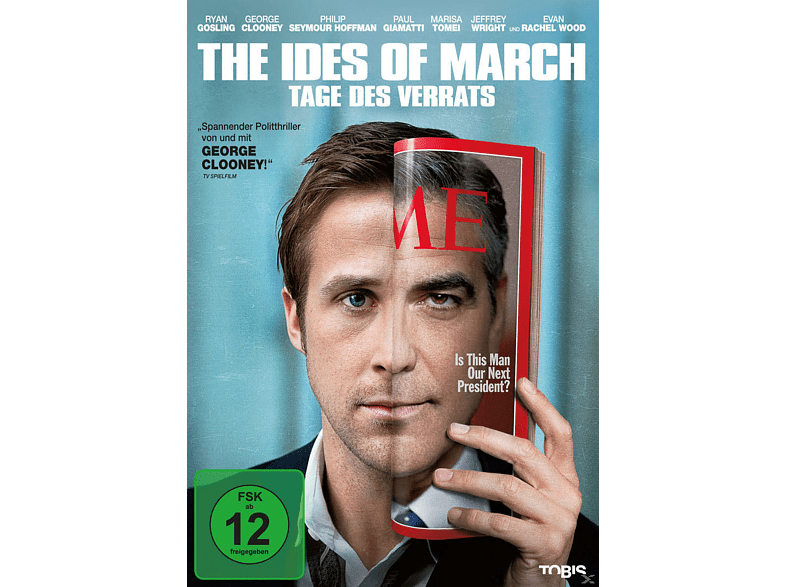 The Ides of March - Tage des Verrats [DVD]
