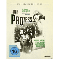 Der Prozess Studiocanal Collection [Blu-ray]