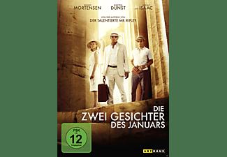 Die zwei Gesichter des Januars [DVD]