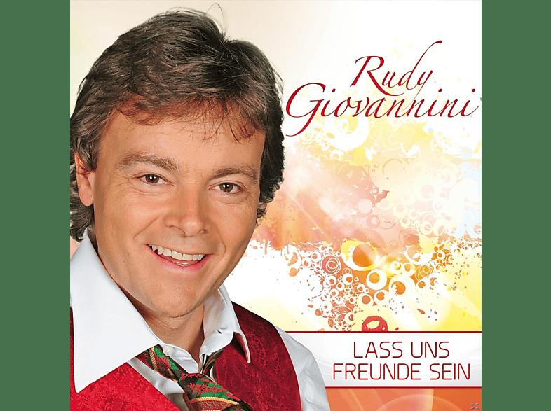 Rudy Giovannini - Lass Uns Freunde Sein [CD]