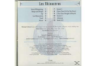 Les Rhinoceros - Les Rhinoceros  - (CD)