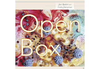 Raskin,Jon/Harryman,Carla - Open Box  - (CD)