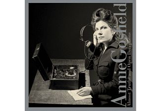Annie Gosfield - Almost Truths And Open Deceptions  - (CD)