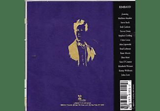 John Zorn - Rimbaud  - (CD)