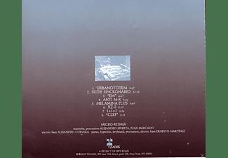 Ernesto Martinez, Micro-Ritmia - Sincronario  - (CD)