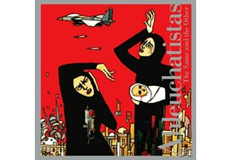 Ahleuchatistas - The Same And The Other  - (CD)