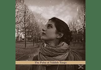 Lloica) Tangele (czackis - The Spirit Of Yiddish Tango  - (CD)