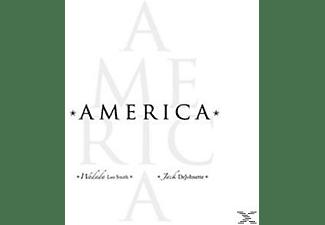 Jack DeJohnette, Wadada Leo/jack Dejohnette Smith - America  - (CD)