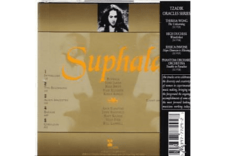 Suphala - Alien Ancestry  - (CD)