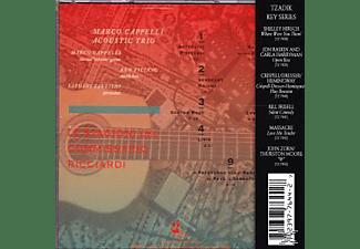 Marco Acoustic Trio Cappelli - Le Stagioni Del Comissario Riccardi  - (CD)