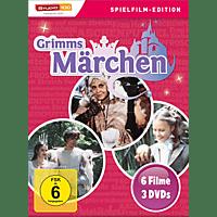 Grimms Märchen Box [DVD]