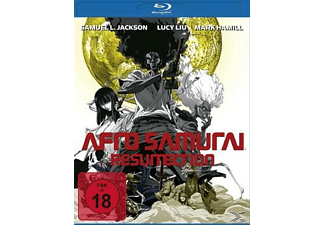 Afro Samurai: Resurrection - (Blu-ray)