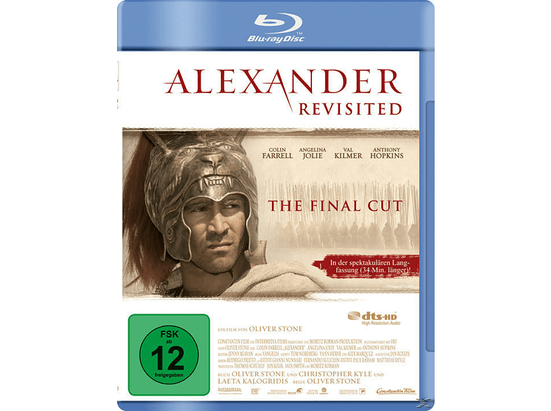 Alexander - Revised [Blu-ray]