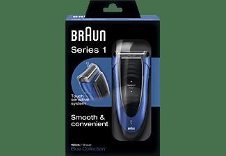 BRAUN Series 1 - 190s Rasierer Blau (Smart Foil Technologie)