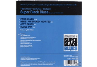 Joe Turner, Otis Spann, T-Bone Walker - Super Black Blues  - (CD)