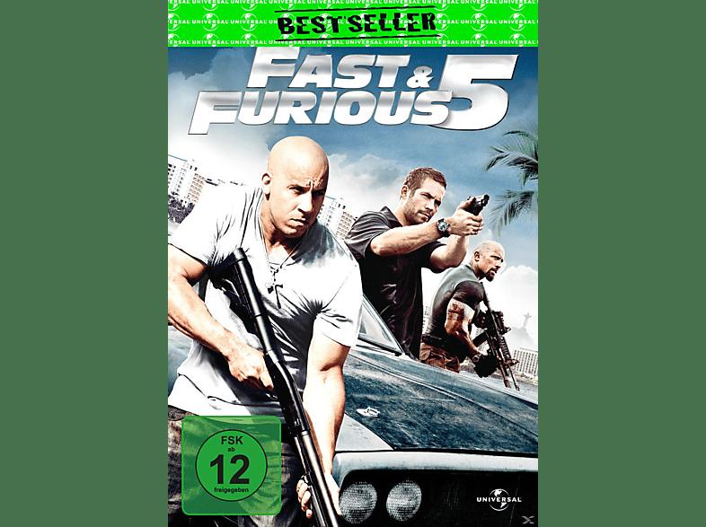 Fast & Furious 5 [DVD]