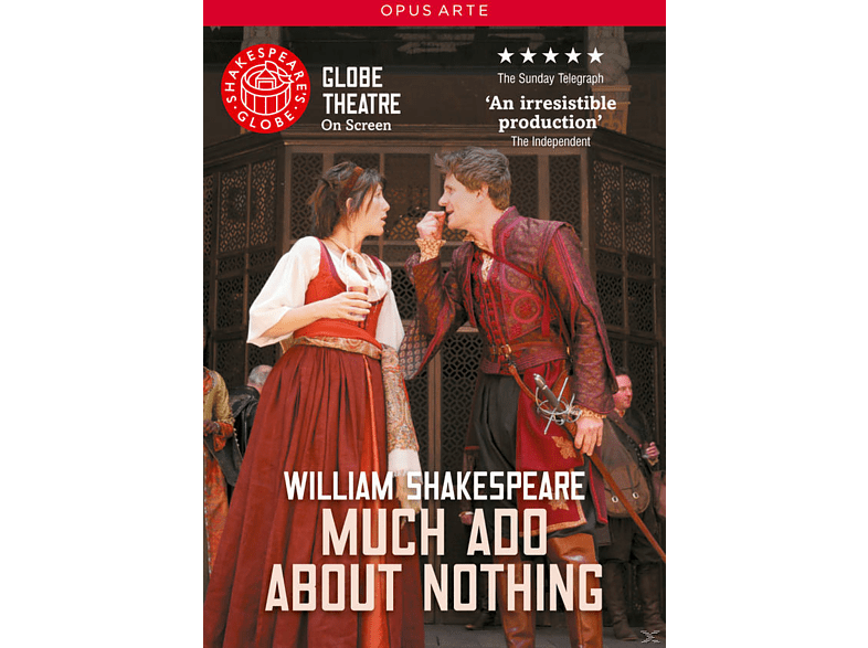 Eve Best, Philip Cumbus - Much Ado About Nothing [DVD]