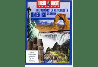 Die schönsten Reiseziele in Amerika & Karibik - welt weit DVD