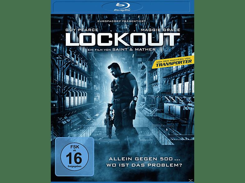 Lockout [Blu-ray]