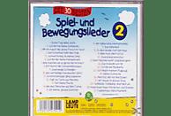 VARIOUS - Die 30 Besten Spiel-Und Bewegungslieder 2 - (CD)