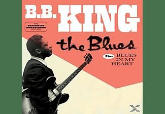 B.B. King - The Blues + Blues In My Heart  - (CD)