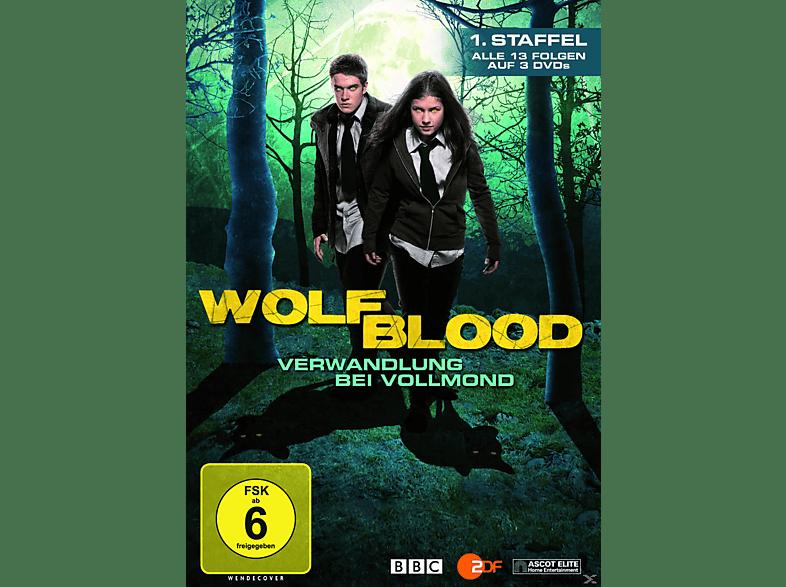 Wolfblood - Verwandlung bei Vollmond - Staffel 1 [DVD]
