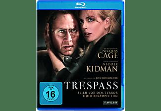 Trespass Blu-ray