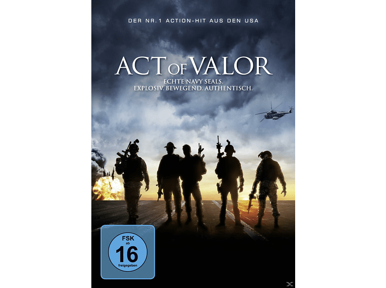 Act of Valor [DVD]