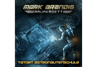Mark Brandis - Raumkadett 03: Tatort Astronautenschule - 1 CD - Science Fiction/Fantasy