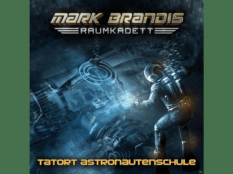 Mark Brandis - Raumkadett 03: Tatort Astronautenschule - (CD)