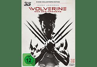 Wolverine - Weg des Kriegers (Extended Cut, 3D+2D Blu-ray) [Blu-ray 3D]