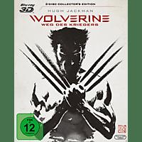 Wolverine - Weg des Kriegers (Extended Cut, 3D+2D Blu-ray) 3D Blu-ray (+2D)