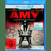 Amy – Sie öffnet das Tor zur Hölle [3D Blu-ray (+2D)]