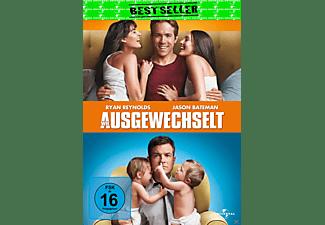 Wie ausgewechselt DVD