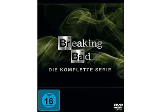 Breaking Bad - Komplette Serie (Limited Steelbook - Media Markt Exklusiv) Blu-ray