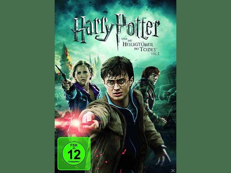 Harry Potter Und Die Heiligtumer Des Todes Teil 2 Dvd Online Kaufen Mediamarkt