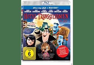 Hotel Transsilvanien 3D 3D Blu-ray (+2D)