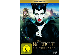 Maleficent - Die Dunkle Fee [DVD]