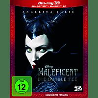 Maleficent - Die Dunkle Fee 3D & 2D BD (Ungekürzte Fassung) [3D Blu-ray (+2D)]