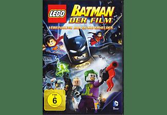 Lego - Batman: Der Film - Vereinigung der DC Superhelden [DVD]