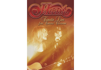 Heart - Fanatic - Live From Caesars Colosseum - (DVD)