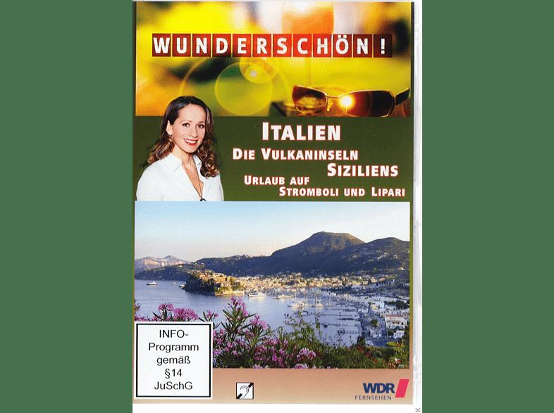 Wunderschön! - Italien: Die Vulkaninseln Siziliens - Urlaub auf Stromboli und Lipari [DVD]