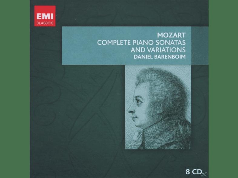 Daniel Barenboim - Sämtliche Klaviersonaten [CD]