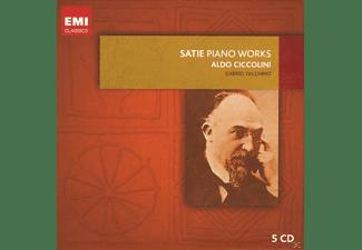 Ciccolini Aldo, Tacchino Gabriel - Klavierwerke  - (CD)