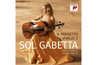 Sol Gabetta, Andres Gabetta, Capella Gabetta, Sol/cappella Gabetta Gabetta - Il Progetto Vivaldi 2 [CD]