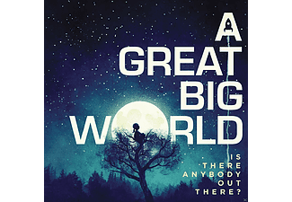VARIOUS, A Great Big World - Is There Anybody Out There? - (CD)