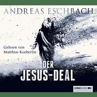 Eschbach Andreas - Der Jesus-Deal - (CD)